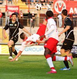 A brilliant goal you wont have seen: Alessandro Carrozza (Varese) vs Ascoli