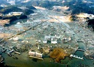 Minamisanriku tsunami