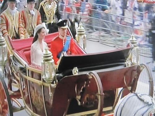 Il matrimonio di William e Kate