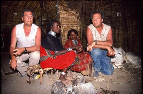 l'Africa di Alfredo e Angelo Castiglioni