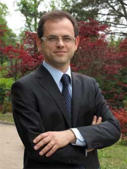 Il candidato sindaco Alessandro Boriani per la lista Le Tre Torri