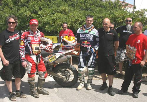 team cf racing motociclismo 2011 husqvarna