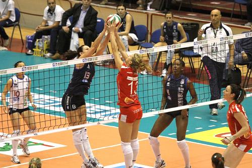 yamamay mc carnaghi gara 2 playoff 2011