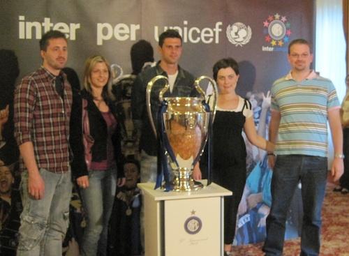 Coppa dei campioni e Thiago Motta a Varese