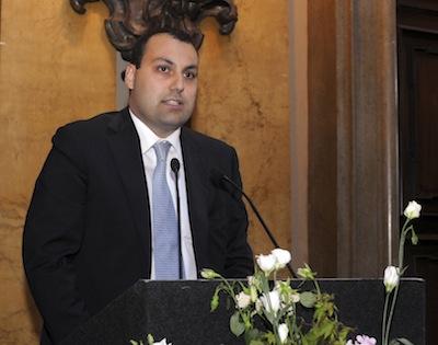 Stefano Poliani candidato unico per il gruppo giovani Confindustria Lombardia