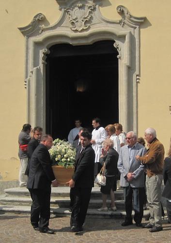 i funerali di franca camboni