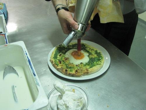 La pizza di Pisciotta