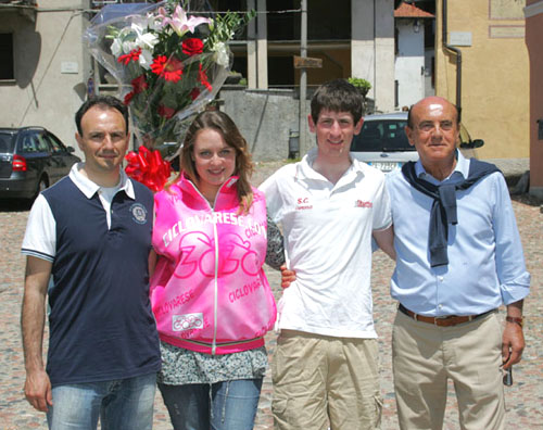 andrea garosio brinzio ciclovarese challenge juniores 2011
