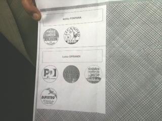 fac simile scheda elettorale varese 2011