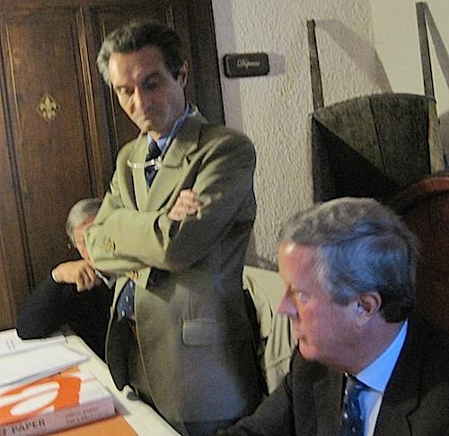 Gervasini e Fontana alla Giunta di Confagricoltura