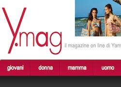 Ymag, il magazine di Yamamay