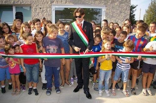 Lorenzo Guzzetti al centro