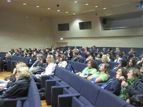 world school forum a Ispra