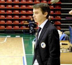 marco albanesi allenatore ltc sangiorgese basket apertura
