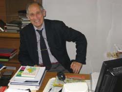 Il professor Leopoldo Conte, primario di fisica sanitaria all'ospedale di Varese
