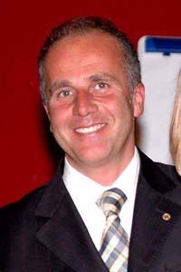 Dario Filippi, titolare di Samarcanda, azienda leader nell'animazione turistica