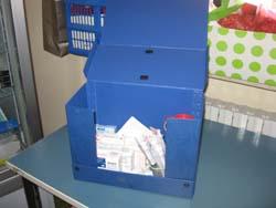 Il kit farmaceutico in dotazione ai pazienti assistiti a domicilo