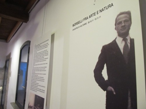 La mostra dedicata a Guido Morselli