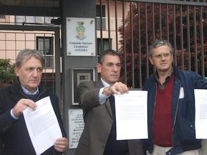 minoranze dai carabinieri angera