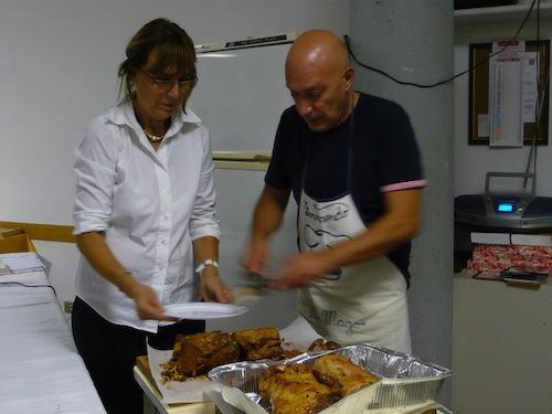 Maria Meriggi e Fernando Orlando