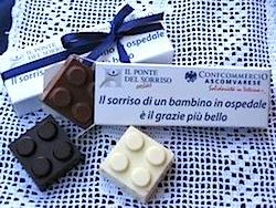 I cioccolatini del ponte del sorriso