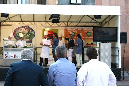 show cooking ad agrivarese