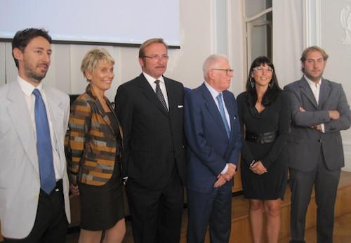 Premio Tagliacarne ad Aletti Montano, La cerimonia di premiazione in provincia