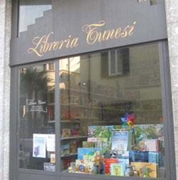 La libreria Tunesi