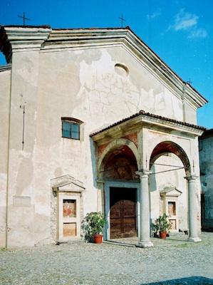 chiesa azzio convento
