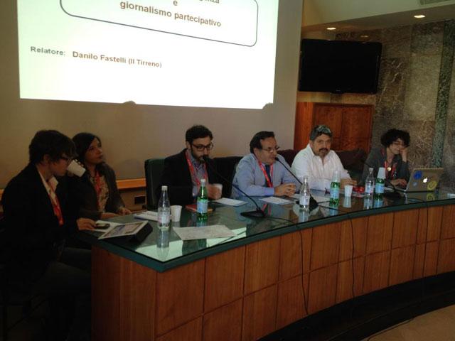 Il panel a cui partecipa il direttore di Varesenews, Marco Giovannelli