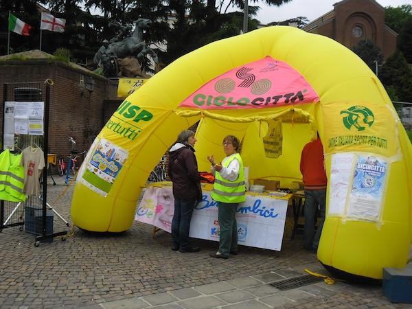 Bicincittà a Varese