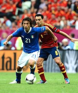 Finale Italia Spagna