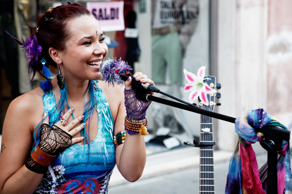 """Ferrara Buskers Festival"""