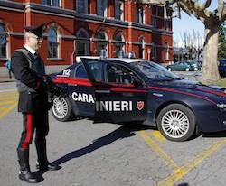 carabinieri foto apertura