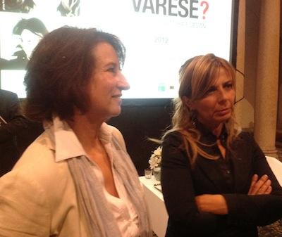 Luisa Bocchietto e Laura Gianetti