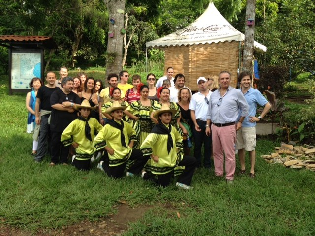nicaragua press trip