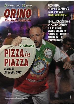 pizza in piazza orino