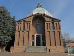 La chiesa della Brunella