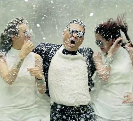 Psy e gangnam style