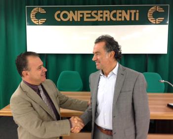 Confesercenti, Lorenzini confermato presidente. Confermato in giunta anche lucchina