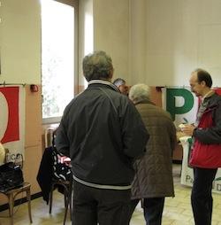 primarie elezioni seggio
