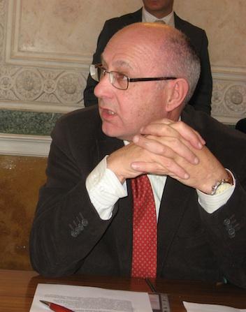 Professor Fausto Sessa