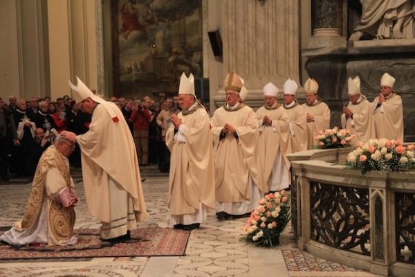 Un leggiunese ordinato vescovo
