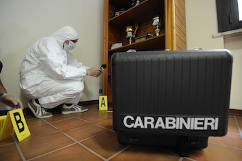 carabinieri ris scientifica