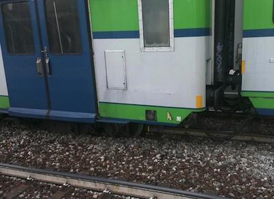 carrello treno rovellasca