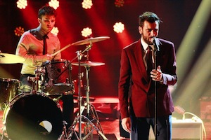 Marco Mengoni a the voice