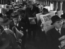 treno giornali