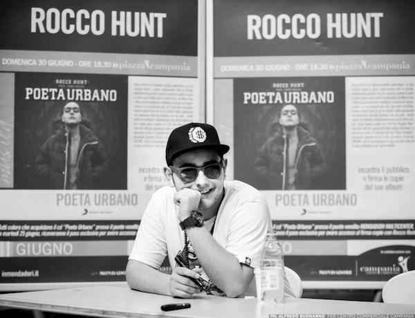 Rocco Hunt Sanremo 2014 giovani