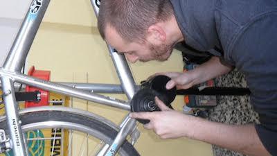 bici assistita foto