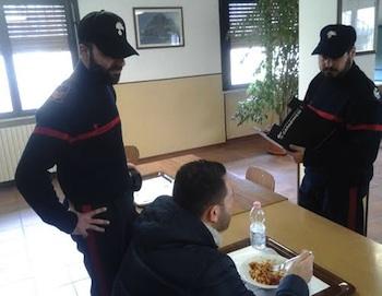 carabinieri pesce